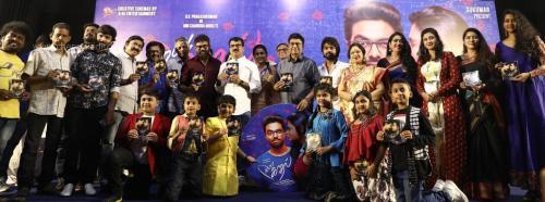 100 Kaadhal Audio Launch 7