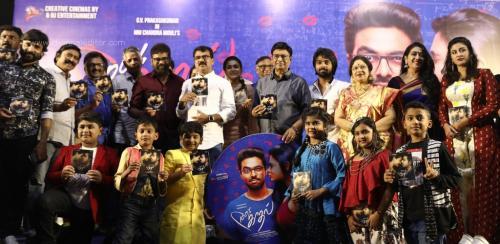 100 Kaadhal Audio Launch 8